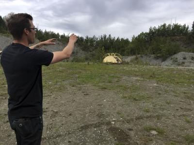 Proposed Livefire Alaska site