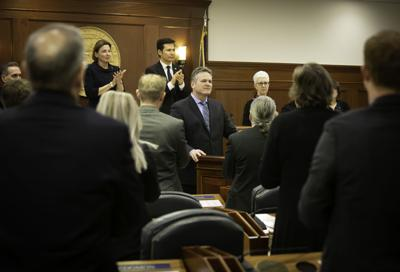 Dunleavy gives first State of the State address