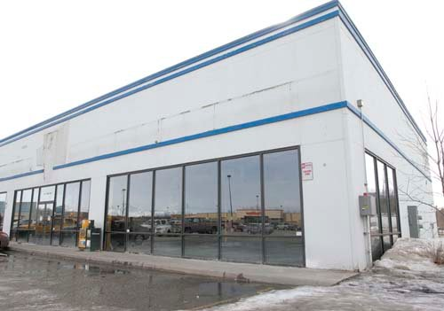 Blockbuster Consolidates Wasilla Stores