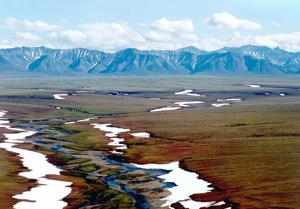 Alaska now controls almost half a million acres of ANWR, paying $7.2 million and $2.4 million a year