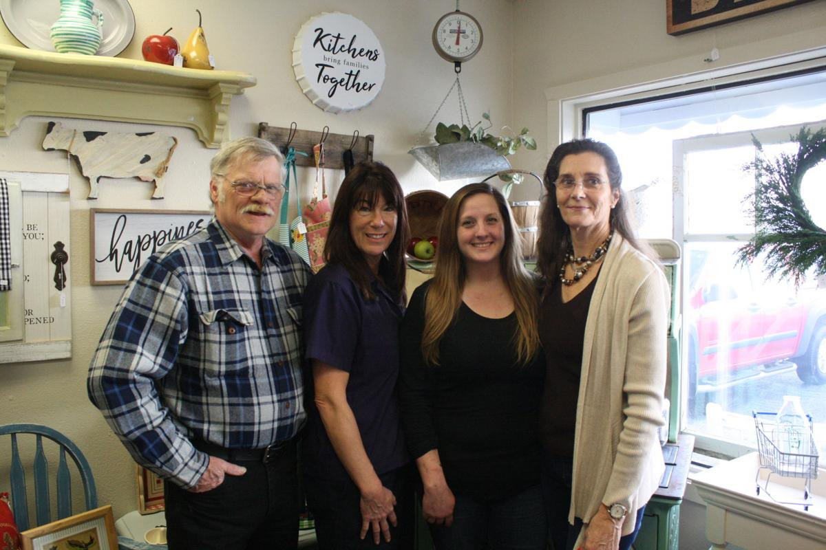 Cobblestone Furnishings and Home Décor grand opening