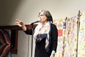Untold Stories organizer shaking things up