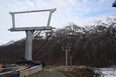 Skeetawk ski lift