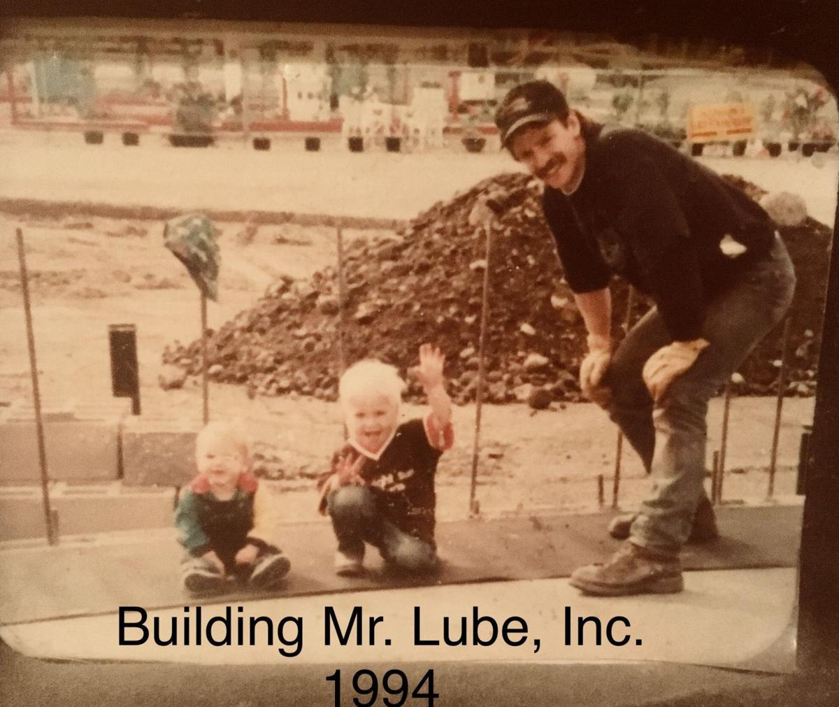 Mr. Lube