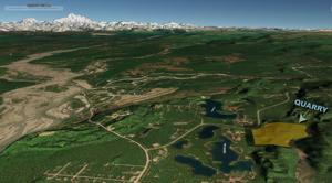 The future of a state quarry next to Talkeetna Lakes Is up for public comment