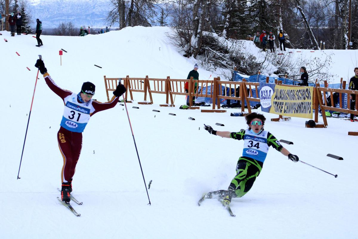 State ski meet