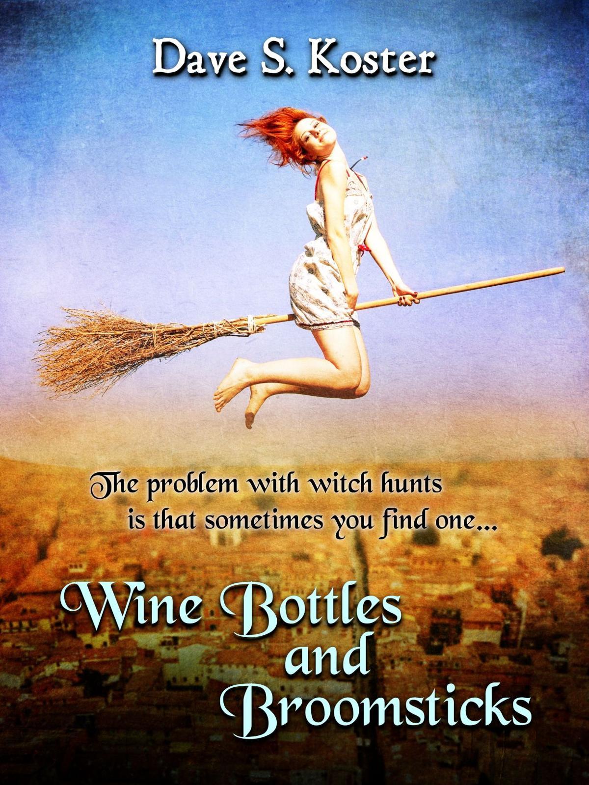 Wine Bottles and Broomsticks