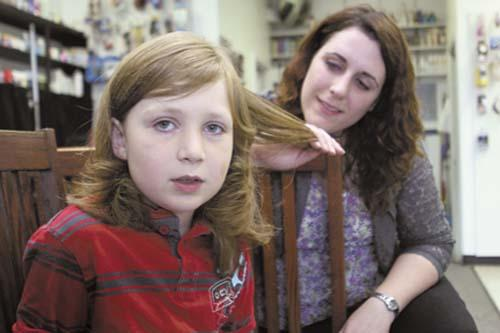 Determined Boy Donates Hair To Locks Of Love Local News
