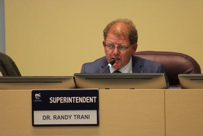Mat-Su Borough School District Superintendent Dr. Randy Trani