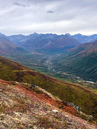 Government Peak Recreation Area