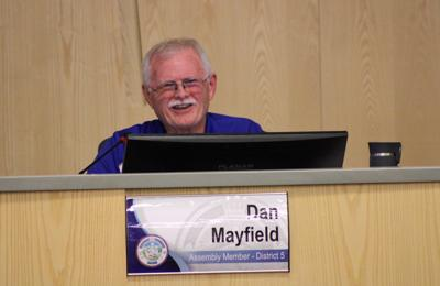 Dan Mayfield