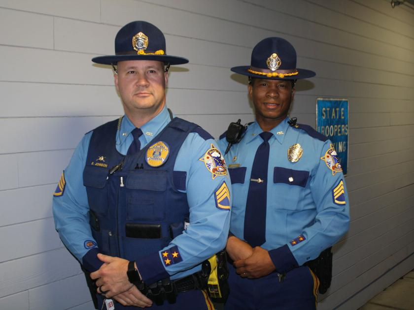 Q&A with the Valleys two new Alaska State Trooper