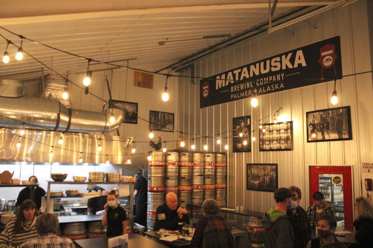 Matanuska Brewing