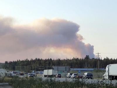 McKinley Fire