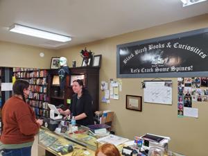 Black Birch Books hosting 'Haunted Book Store' event