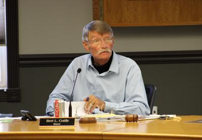Wasilla Mayor Bert Cottle
