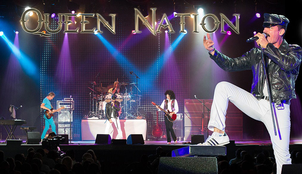A good time to be Queen: Nation's top tribute band plays Alaska