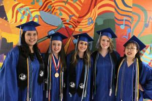 Fab 5: PHS grads among the latest to benefit from opportunities created by school's IB program