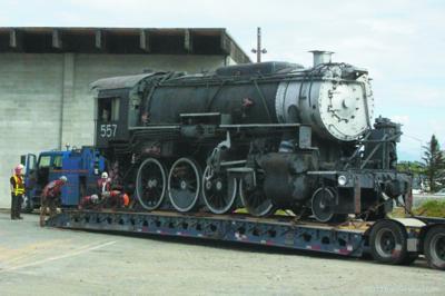 Engine 557
