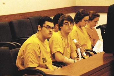 Grunwald murder suspects