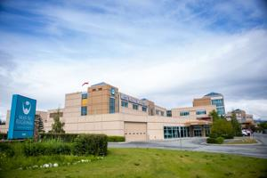 Hospital expansion to cater to the needs of a growing community