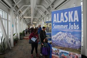 Mat-Su Employment Expo draws scores of job seekers