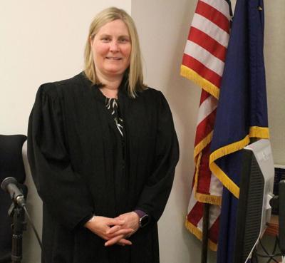 Judge Kari Kristiansen