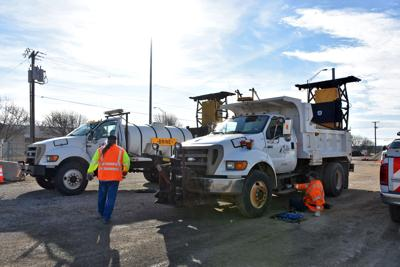 TxDOT preps for ice, snow: Winter storm could bring freezing rain to Cooke Co.