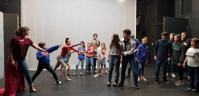 Can't hold it back anymore: Butterfield Stage youth to perform 'Frozen Jr.'
