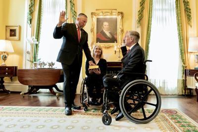 Springer sworn in to state Senate seat