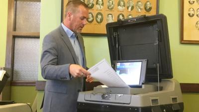 New voting machine open for public testing