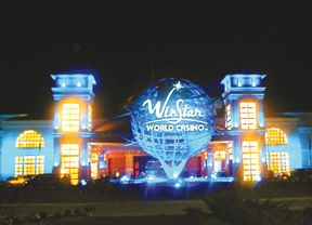 WinStar World Casino has impact on Cooke County economy