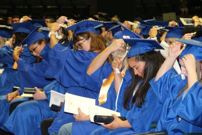 NCTC celebrates spring commencement exercises