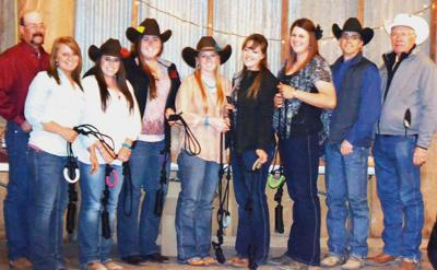 NCTC horse team