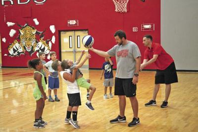 GISD basketball camp tips off