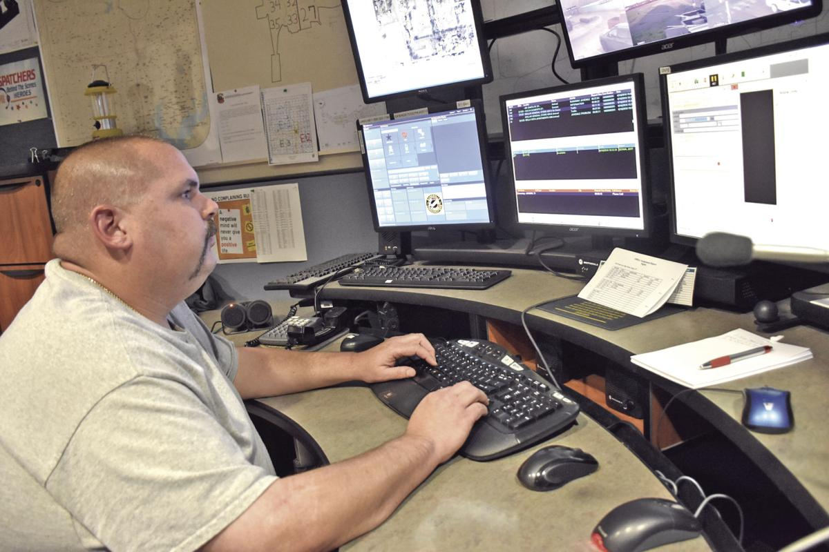 Taking the call: Dispatchers on duty