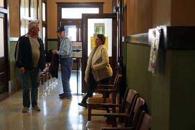 Election Day is Tuesday: More than 760 cast ballots during early voting