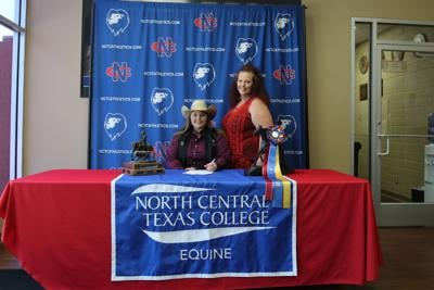NCTC signing