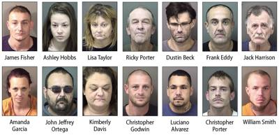 CCSO busts drug, weapons trafficking ring | Local News