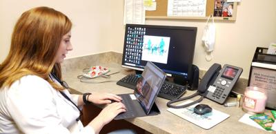 With telemedicine, avoiding spread of COVID-19