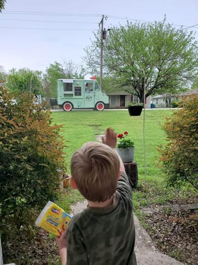 Chill in a crisis: Fledgling ice cream truck adjusts to COVID-19