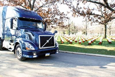 Wreaths Across American