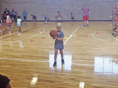 GISD basketball camp