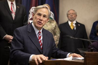 Worried about current compliance, Gov. Greg Abbott signals openness to stricter coronavirus order