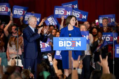 Joe Biden rode late momentum