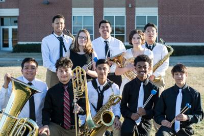 27 Redcoats qualify for state UIL solo-ensemble
