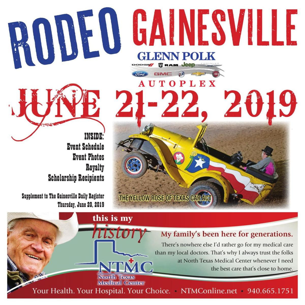 Gainesville Rodeo 2019