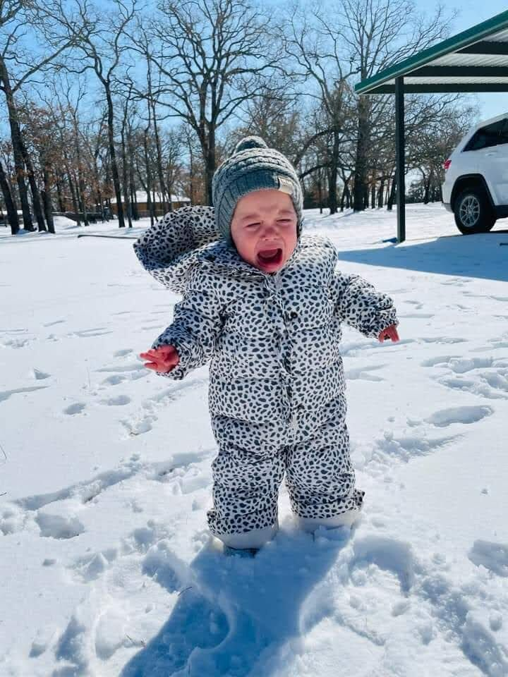 baby doesn't like the cold.jpg