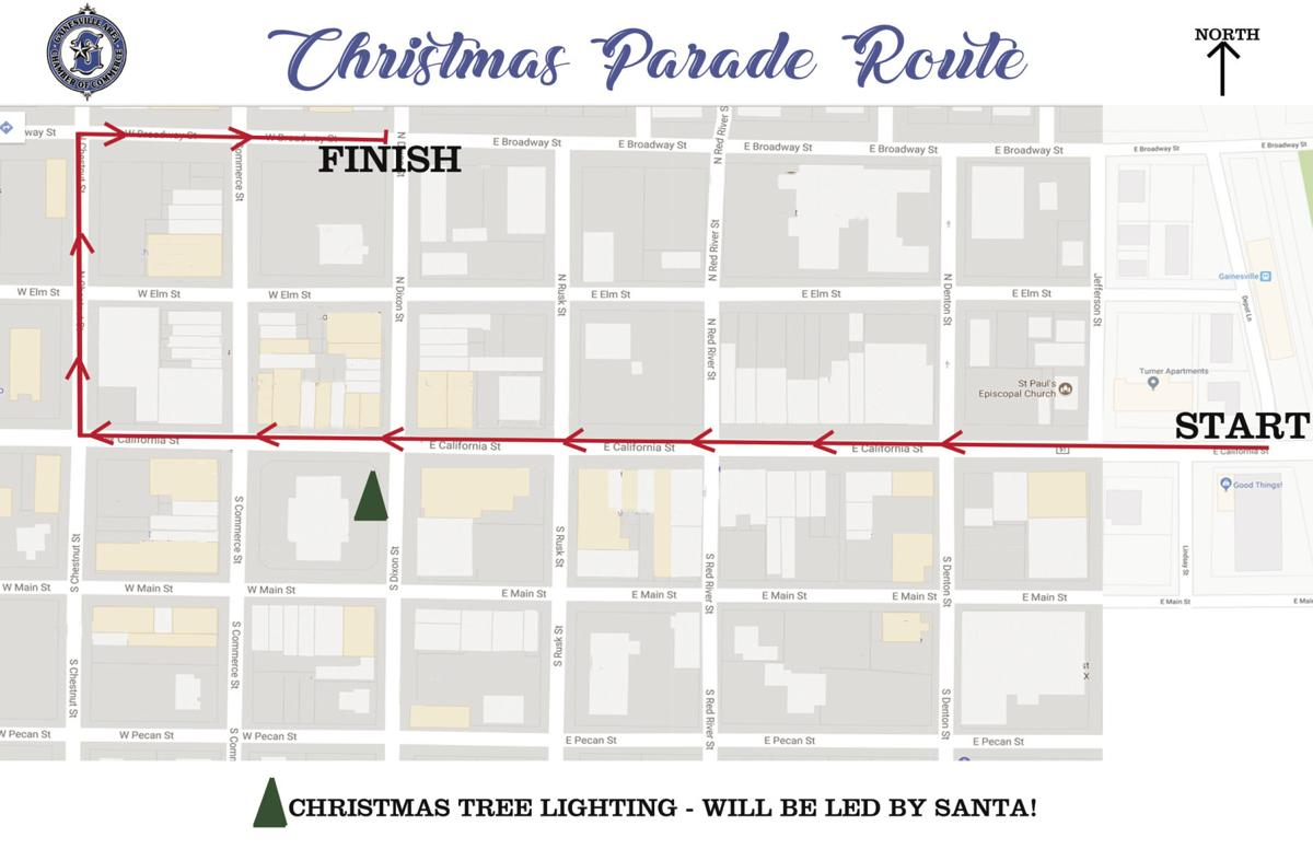 Chamber readies for Christmas parade | News | gainesvilleregister.com
