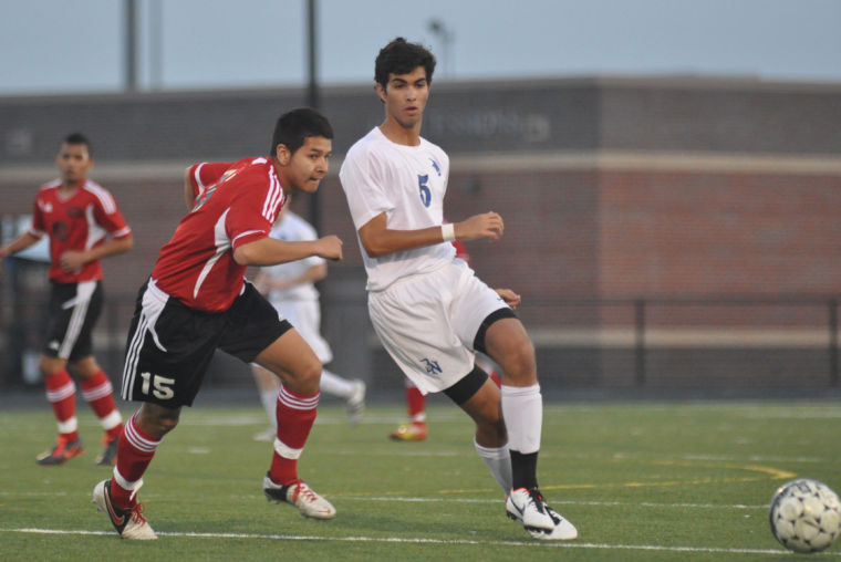 Boys Soccer Byron Nelson Beats Gainesville In Region I 4a Area